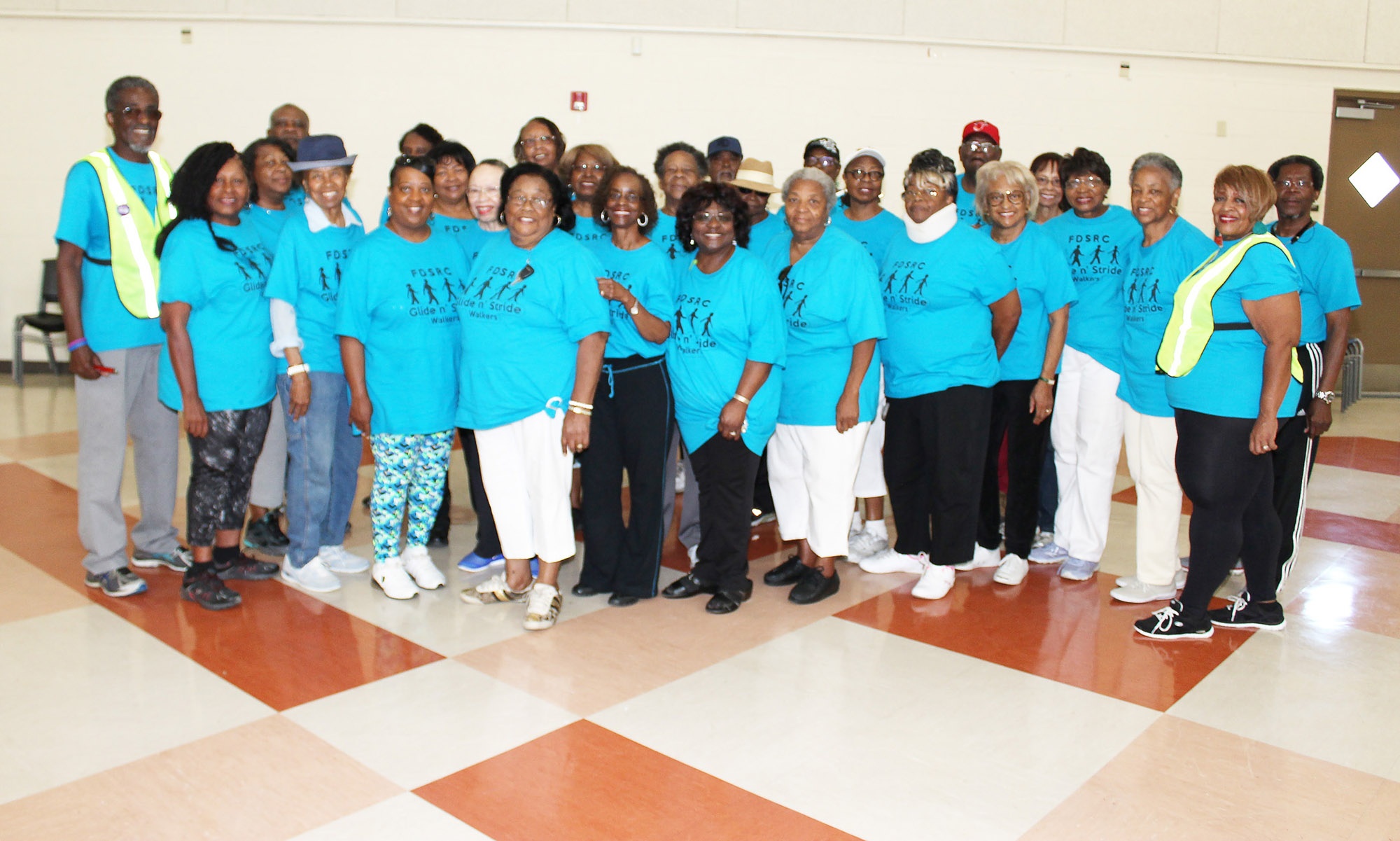 Fourth District Seniors Resource Center